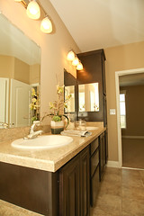 "Redbud Master Bathroom • <a style=""font-size:0.8em;"" href=""http://www.flickr.com/photos/126294979@N07/14958523016/"" target=""_blank"">View on Flickr</a>"