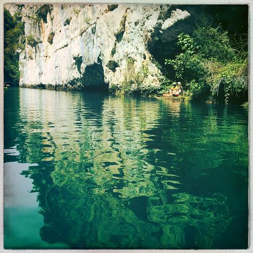 Into the canyon #provence #verdon #canyon #hipsta_junky #picoftheday #france #nature