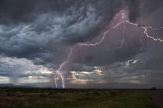 Overture (Steven Maguire Photography) Tags: arizona southwest skyscape landscape monsoon thunderstorm lightning elfrida sulphurspringsvalley