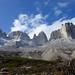 Valle del Francés, Torres del Paine