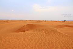 Desert art (Ali:18 (علي الطميحي)) Tags: landscape sand desert dune saudi arabia jeddah 15mm makkah صحراء تل 70d رمال ƒ22 الشامية تلال عسفان شاميةالبشور