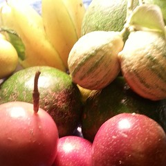 Big island grown fruit - beautiful!