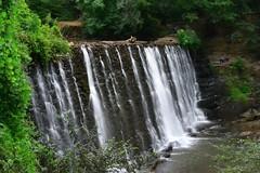 Roswell Mill Dam, Roswell, Georgia (BDM17) Tags: park mill water ga georgia waterfall stream dam roswell textile