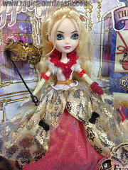 Ever After High Thronecoming Apple White (1) (Raging Nerdgasm) Tags: white apple tom high after ever raging rng nerdgasm khayos thronecoming