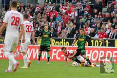 "DFL BL15 1. FC Köln vs. Borussia Moenchengladbach 21.09.2014 017.jpg • <a style=""font-size:0.8em;"" href=""http://www.flickr.com/photos/64442770@N03/15127358137/"" target=""_blank"">View on Flickr</a>"
