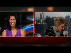 Joan Rivers storms out of CNN interview (jflights) Tags: joan rivers storms interview