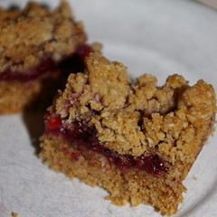 "The smell of Raspberry Crumble Bars is filling the farmhouse.  I can't wait for these to be ready to eat!   http://1840farm.com/2011/07/raspberry-crumble-bars/ • <a style=""font-size:0.8em;"" href=""http://www.flickr.com/photos/54958436@N05/15211804805/"" target=""_blank"">View on Flickr</a>"