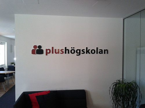 Plushögskolan