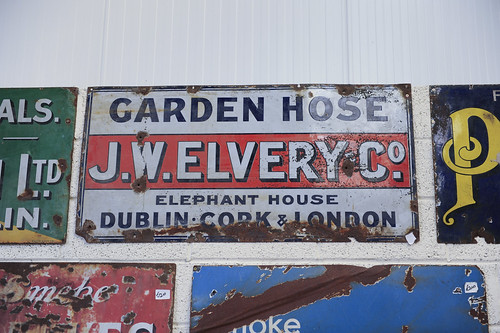 J W Elvery Sign € 350