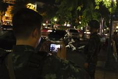 20140919-รอรำลึก-9 (Sora_Wong69) Tags: thailand bangkok politic coupdetat martiallaw