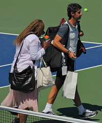 IMG_3639 (Marianne Bevis) Tags: williams tennis mouratoglou usopen2014