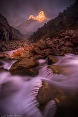 Himalayan Light (Dan Ballard Photography) Tags: nepal ama daplam travel landscape asia mountians everest reigon