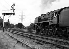 GCR 49555bwcr (kgvuk) Tags: gcr greatcentralrailway trains railways locomotive steamlocomotive 9f 2100 92212 92178 swithlandsidings