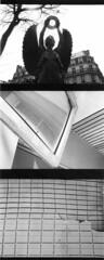 img-sam-016 (Roger Nuuk) Tags: 75012 paris analog yashicasamurai print triptyque miroir matelas statue