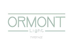 Get Ormont Light free font (vectorarea) Tags: fonts freefontdownload sansserif