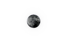 hunters moon (wolfy138) Tags: moon inverted