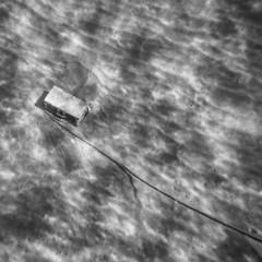some depth (szllva) Tags: abstract bw blackandwhite sea water depth underwater