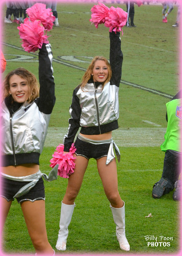 2016 Oakland Raiderette Mandy