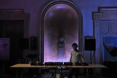 Bologna Modern (lorenzog.) Tags: bolognamodern dj 2016 robotfestival festivaldellemusichecontemporanee henrywu teatrocomunalebologna foyer bologna succedesoloabologna nikon d300 djset