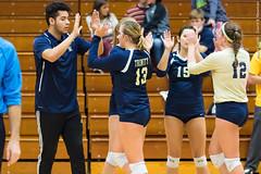 2016-10-14 Trinity VB vs Conn College - 0191 (BantamSports) Tags: 2016 bantams college conncollege connecticut d3 fall hartford nescac trinity women ncaa volleyball camels