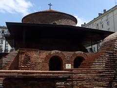 Sofia, Bulgaria - Church of St. George (johnnysenough) Tags: sofia  churchofstgeorge  bulgaria blgarija bulgarie bulgarien centraleurope capitalcity travel vacation 100citiesx1trip snv37347