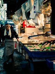 fish store (N.sino) Tags: m9 summilux50mm fishstore kichijoji alley