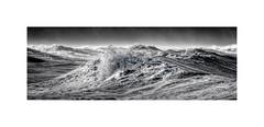Atlantic Swell (silver/halide) Tags: atlantic atlanticocean atlanticcoast cornwall waves weather swell sea mono monochrome blackandwhite bw d750 johnbaker