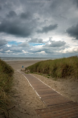 The way to the beach (Sascha Gebhardt Photography) Tags: nikon nikkor d800 2470mm lightroom fototour fx cc photoshop nordsee langeoog sky germany deutschland travel roadtrip reise reisen