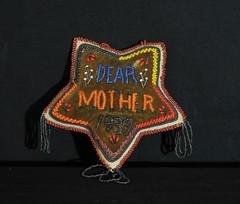 Iroquois Beaded Whimsy (Teyacapan) Tags: iroquois beadwork whimsies pincushion indian nativeamerican beads