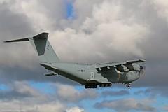RAF Airbus A400M ZM410 at Isle of Man EGNS 24/10/16 (IOM Aviation Photography) Tags: raf airbus a400m zm410 isle man egns 241016