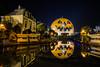 Europa Park Night-photo-tour EP6 (Red-Shadow) Tags: europapark halloween nacht nachtfotogerafie pumpkin reflection