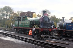 263 H Class at Sheffield Park (S J Obey) Tags: h class 263 sheffield park bluebell railway