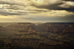 (robbar74) Tags: grandcanyon arizona colorado coloradoplateau usa sunset nature natura sky cielo nuvole cloudysky light luce