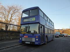 Preserved GM Buses 15032 H132 GVM (sambuses) Tags: preserved gmbuses h132gvm 15032