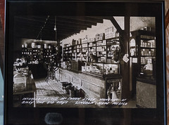 McSween Store Photographed c1915 (Serendigity) Tags: lincoln wildwest usa newmexico unitedstates historic town museum