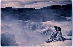 Tikitere (pepandtim) Tags: postcard old early nostalgia nostalgic tikitere new zealand 15031907 1907 macwilliam anglo iranian oil company british petroleum bp 1954 rotura mumford 67tnz32 zarah leander swedish actress singer 1981