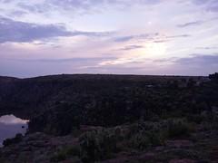 Ocultando la luz. (spawn5555) Tags: aguascalientes atardecer mxico belleza cerro monte luz cielo sky