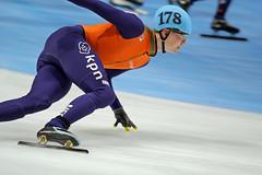 Dennis Visser (jeroen.kers) Tags: shortrack speedskating