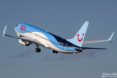 TUI Airlines Netherlands --- Boeing 737-800 --- PH-TFA (Drinu C) Tags: adrianciliaphotography sony dsc hx100v ams eham plane aircraft aviation 737 tuiairlinesnetherlands boeing 737800 phtfa