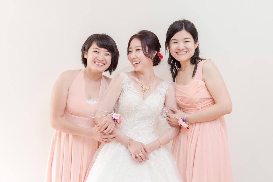 台南婚攝 婚禮紀錄 情定婚宴城堡 C & M 078