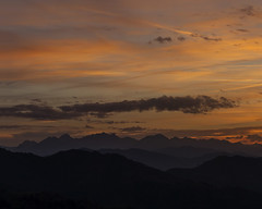 Cuando llega la noche (Xuan Moro) Tags: paisaje landscape asturias smra campacimera cordaldeurbis panormica panorama montaa mountain crepsculo dusk xuanmoro