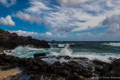Wild Surf (Doreen Bequary) Tags: water waves molokai sea surf clouds hawaii d500 seascape rockycoastline landscape coast shre seaside ocean shore