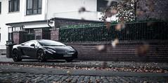 Pavement Parking. (FB CS) Tags: lambo lamborghini gallardo lp560 4 lp lp5604 coupe spyder aventador murcielago reventon centenario