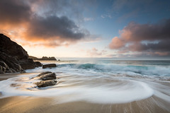 Richard Day 2_199.jpg (r_lizzimore) Tags: cornwall beach sunrise porthcurno uk sea
