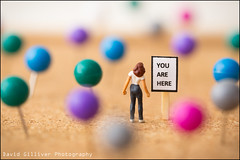 YOU ARE HERE (Pikebubbles) Tags: davidgilliver davidgilliverphotography smallworld itsasmallworld miniature miniatureweekly miniatures miniatureart miniart toys toy toyart thelittlepeople littlepeople macro canon myartbroker fineartphotography creativephotography imagination