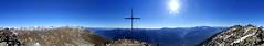 360 Panorama - Vermoispitze (Sdtirol, Italien) (Veitinger) Tags: veitinger italien italia italy landschaft landscape berg berge mountain mountains natur nature sonne sun alpen alps alto adige southtyrol sdtirol