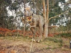 Quien dijo miedo? (ManuCastro) Tags: dinosaurio dinosaur colunga muja jurásico lastres museo asturias