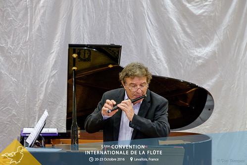 """Concert """"Petite Flûte"""" par Jean-Louis Beaumadier et Anaïs Benoit"""