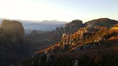 Meteora _Thesalia GR Monasteries (spicros78) Tags: meteora landscape wild peace monastery mobilephone colors winter