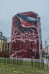 ancien mur de Berlin_ (Edwige7833) Tags: berlinnovembre16 traces mur berlin
